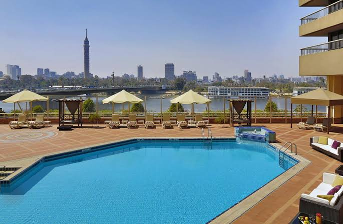 افضل فنادق في القاهرة على النيل