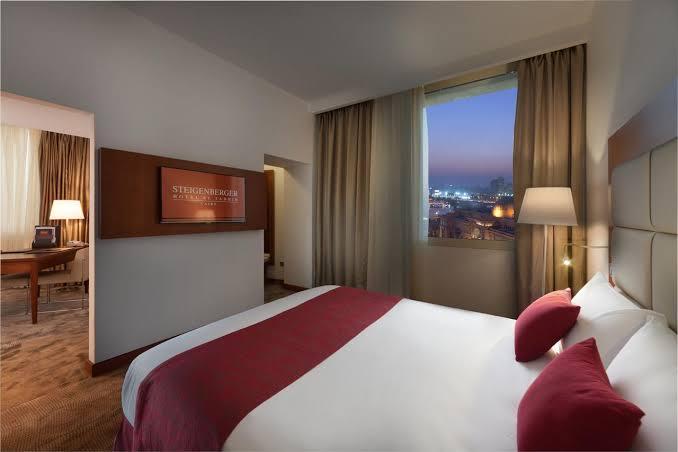 ارقى فنادق القاهرة ع النيل
