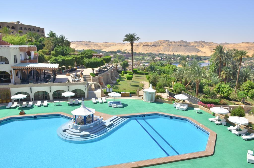فندق بسمة أسوان على النيل