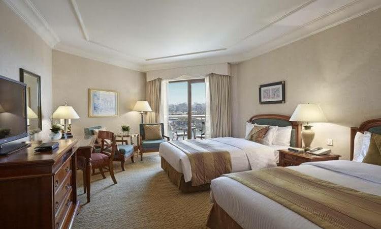 فندق كونراد أحد فنادق الزمالك 5 نجوم