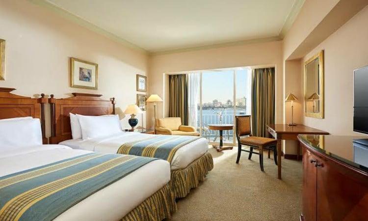 فندق جراند نايل تاور من افضل فنادق الزمالك 5 نجوم