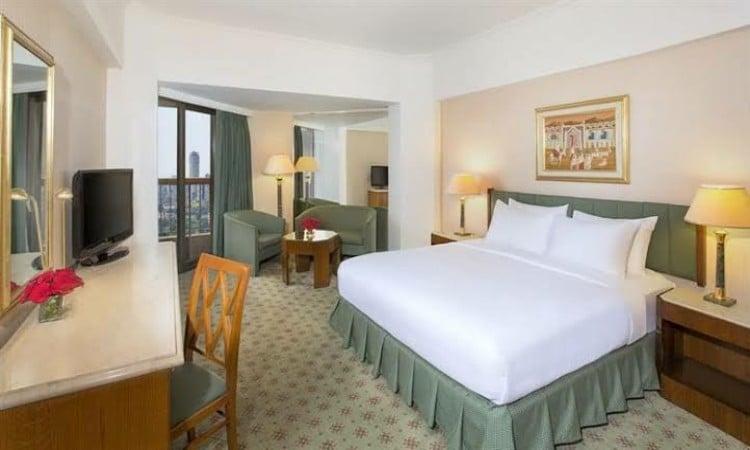 فندق رمسيس هيلتون واحدا من افضل فنادق الزمالك 5 نجوم