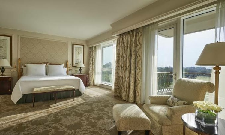 فندق فورسيزونز من اجمل فنادق الزمالك خمس نجوم