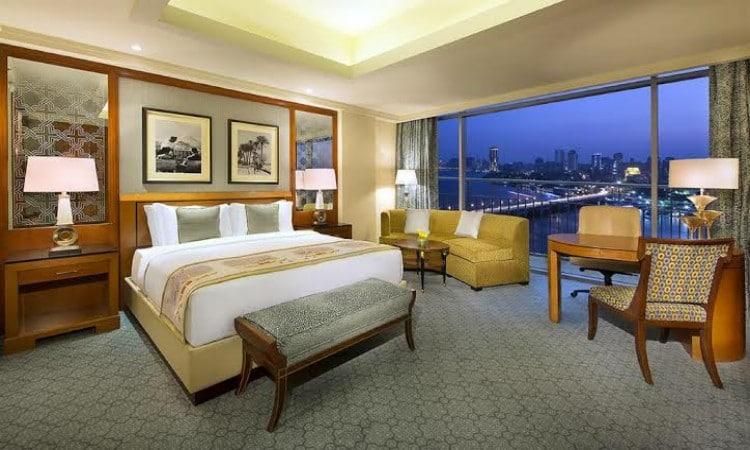فنادق القاهرة خمس نجوم على النيل