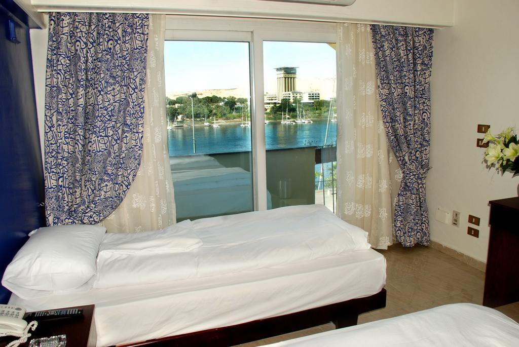 فندق فيلة أسوان على النيل