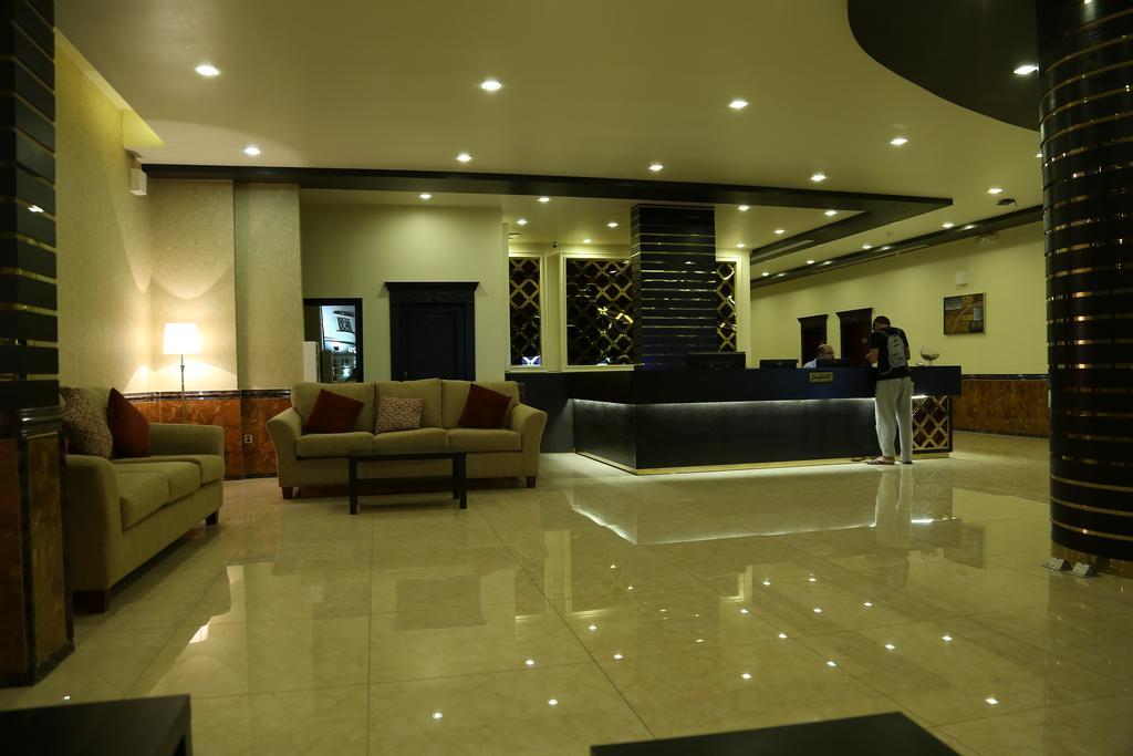 فندق بحى المروج الرياض