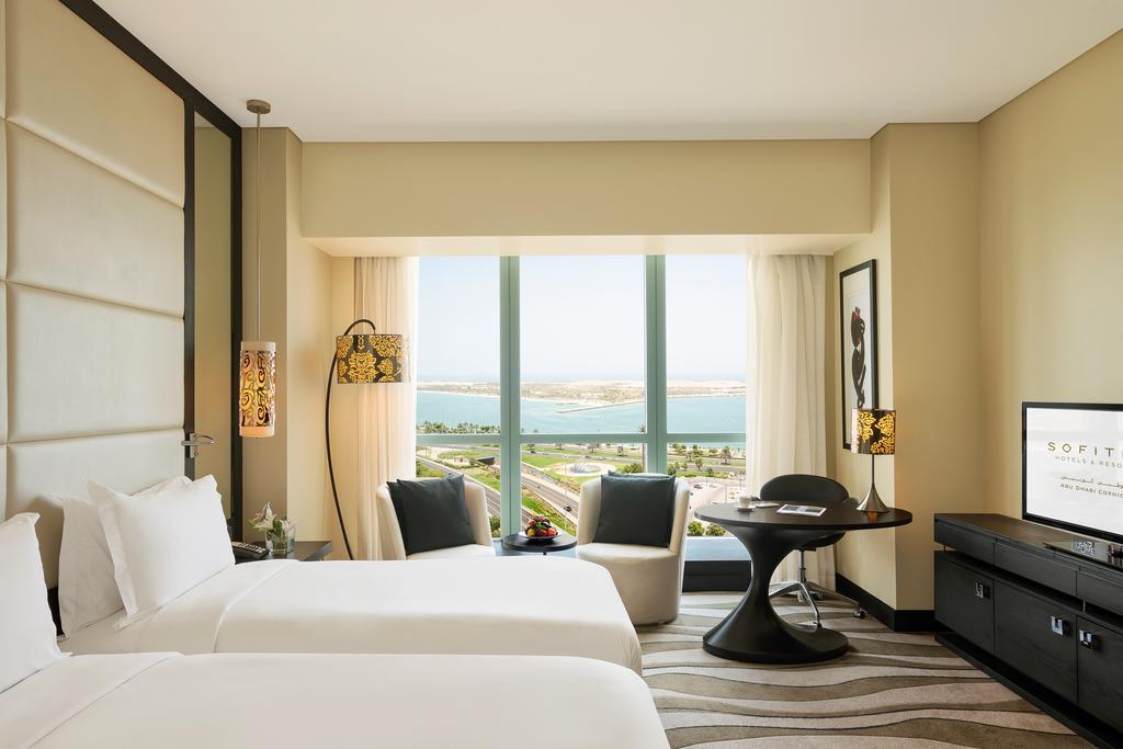 فنادق الكورنيش ابوظبي
