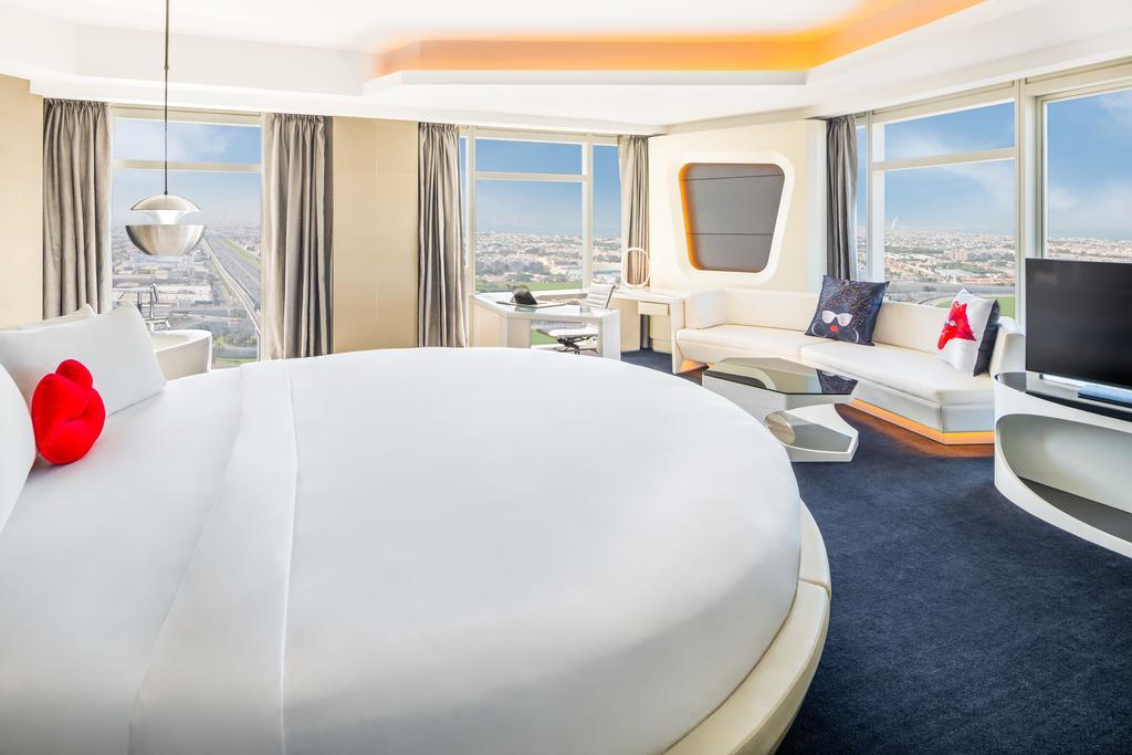 فندق الحبتور دبي