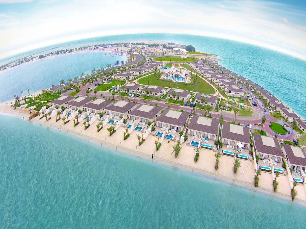 منتجع شاطىء الدانة - فنادق الخبر بمسبح خاص