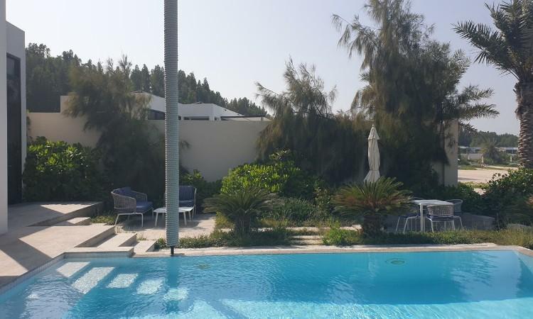 فنادق ابوظبي بمسبح خاص المميزة