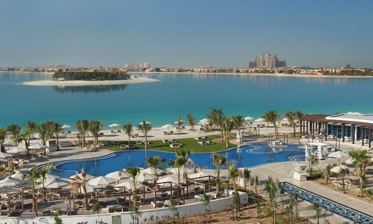 أفضل منتجعات في دبي للعرسان