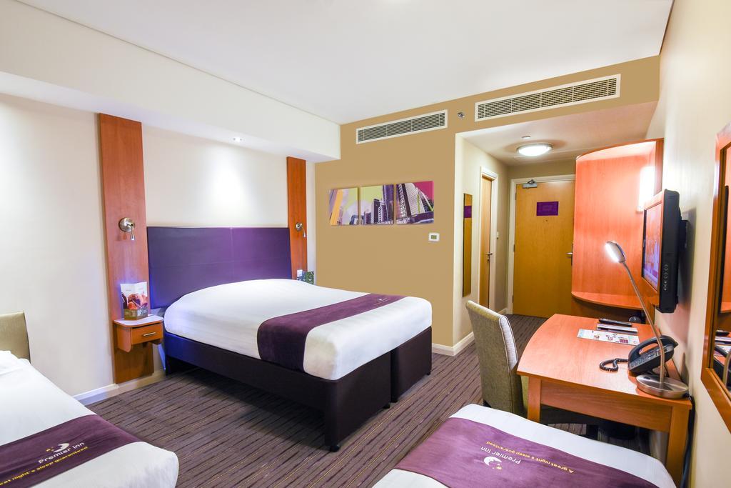 Premier Inn Dubai International Airport Deira Dubai 3 Stars hotels
