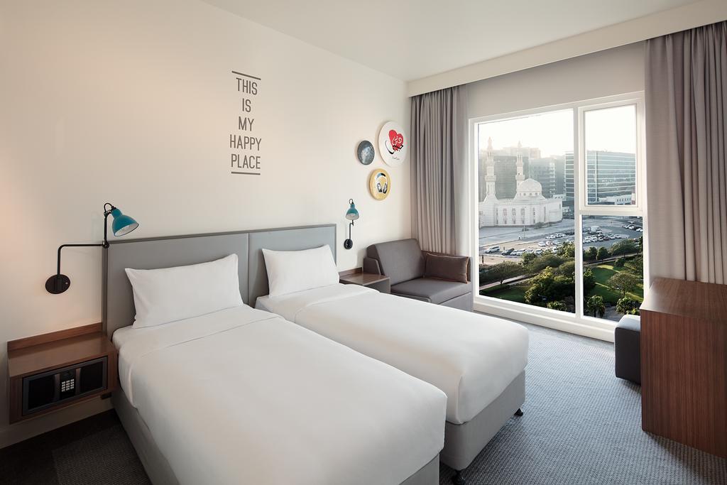 Rove City Center Hotel Deira Dubai 3 Stars hotels