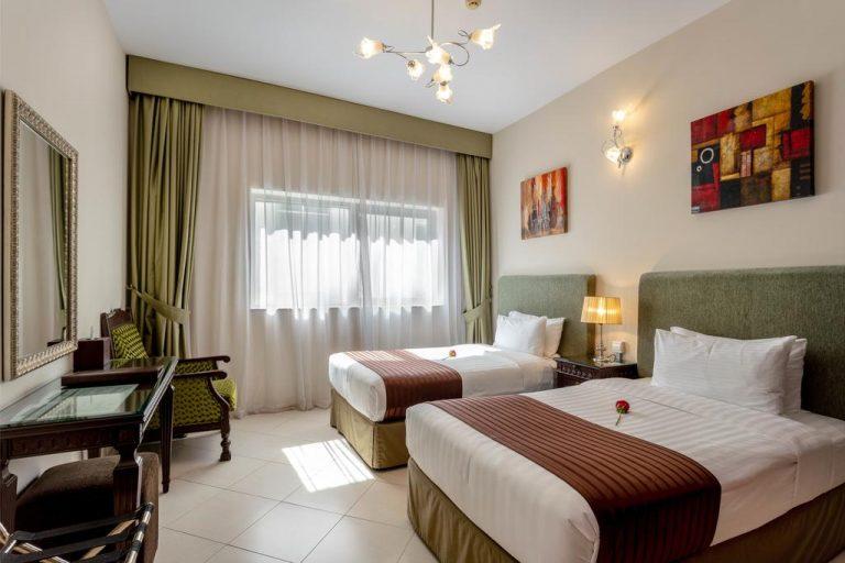 شقق فندقيه في البرشاء دبي