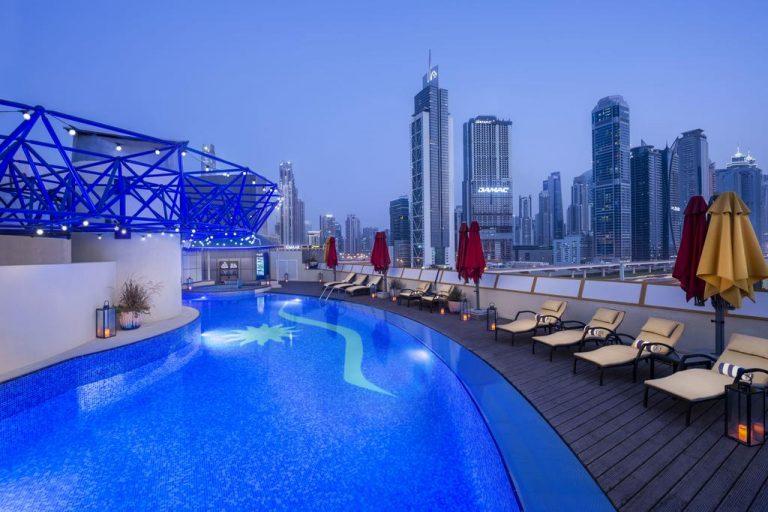 شقق فندقية رخيصة في دبي شارع الشيخ زايد