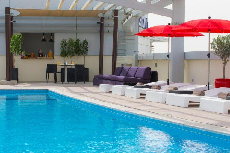 فنادق دبي قريبة من القرية العالمية