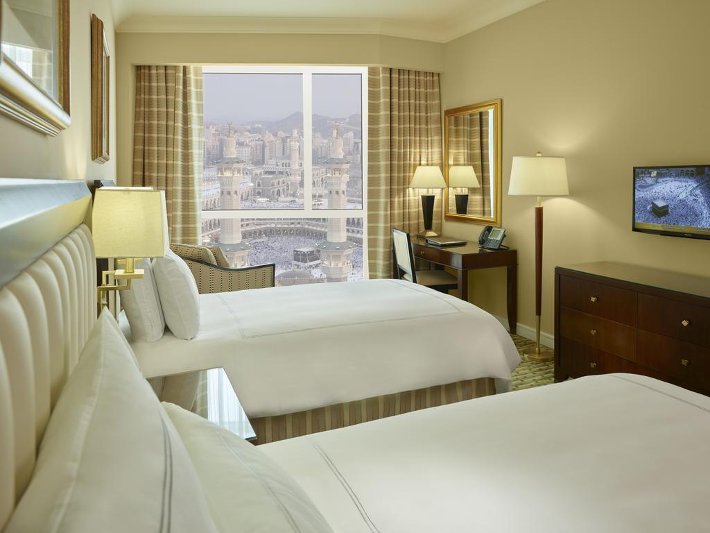 فنادق مكة خمس نجوم قريبة من الحرم