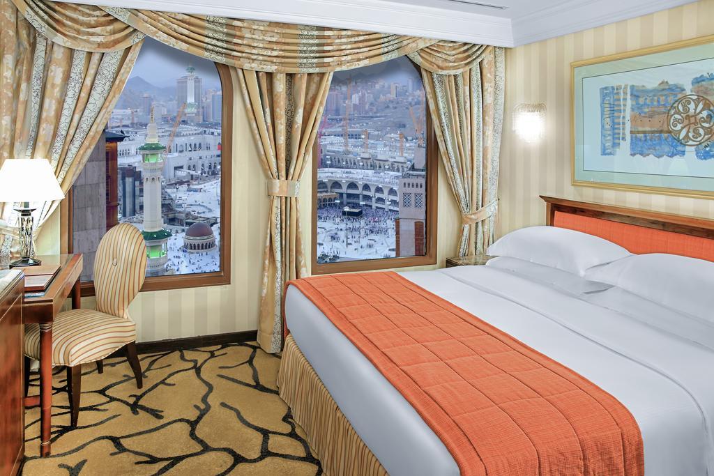 فنادق مكة 5 نجوم قريبة من الحرم