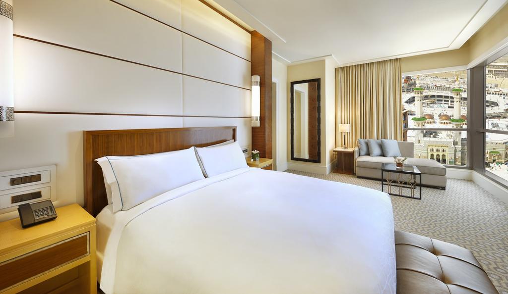 فنادق مكة القريبة من الحرم 5 نجوم