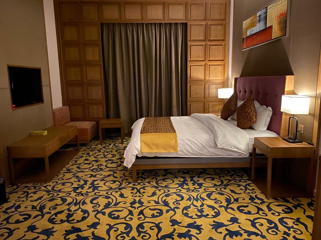 فنادق حي النخيل بالرياض