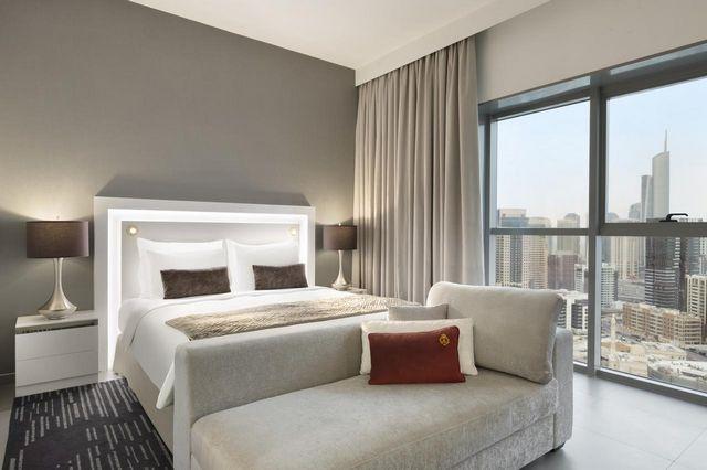 فنادق المارينا دبي
