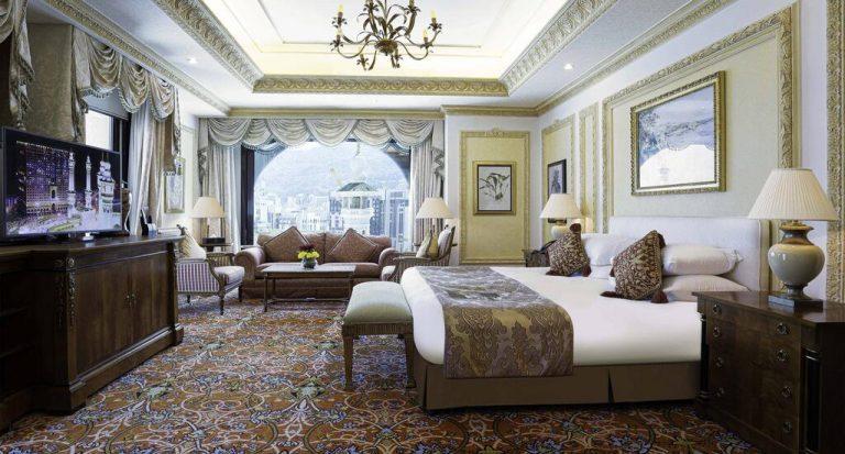 فنادق في مكة للعرسان