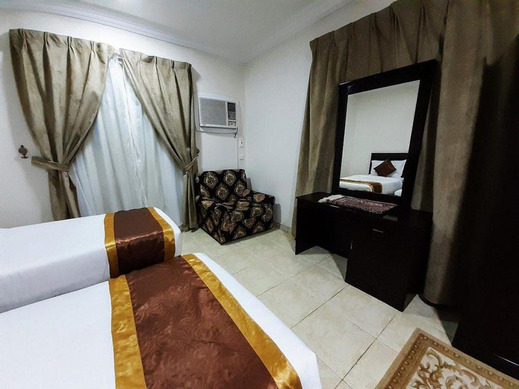 فنادق تبوك رخيصه