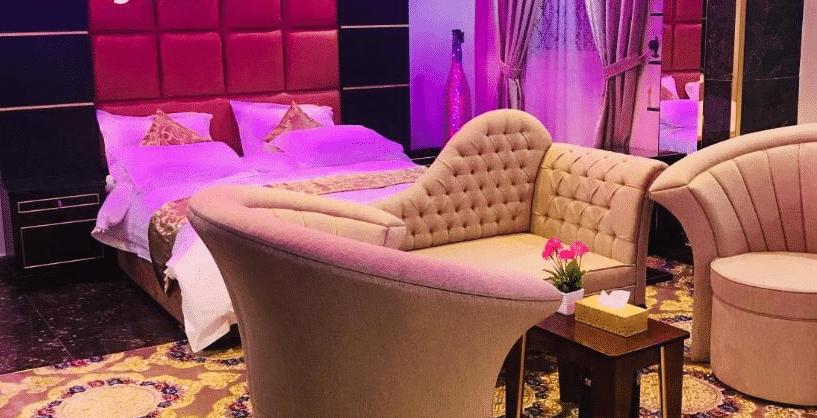 فنادق تبوك للعرسان