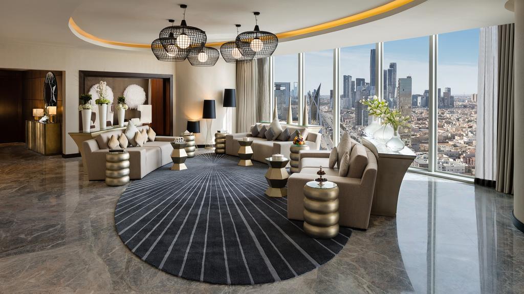فنادق رومانسية الرياض