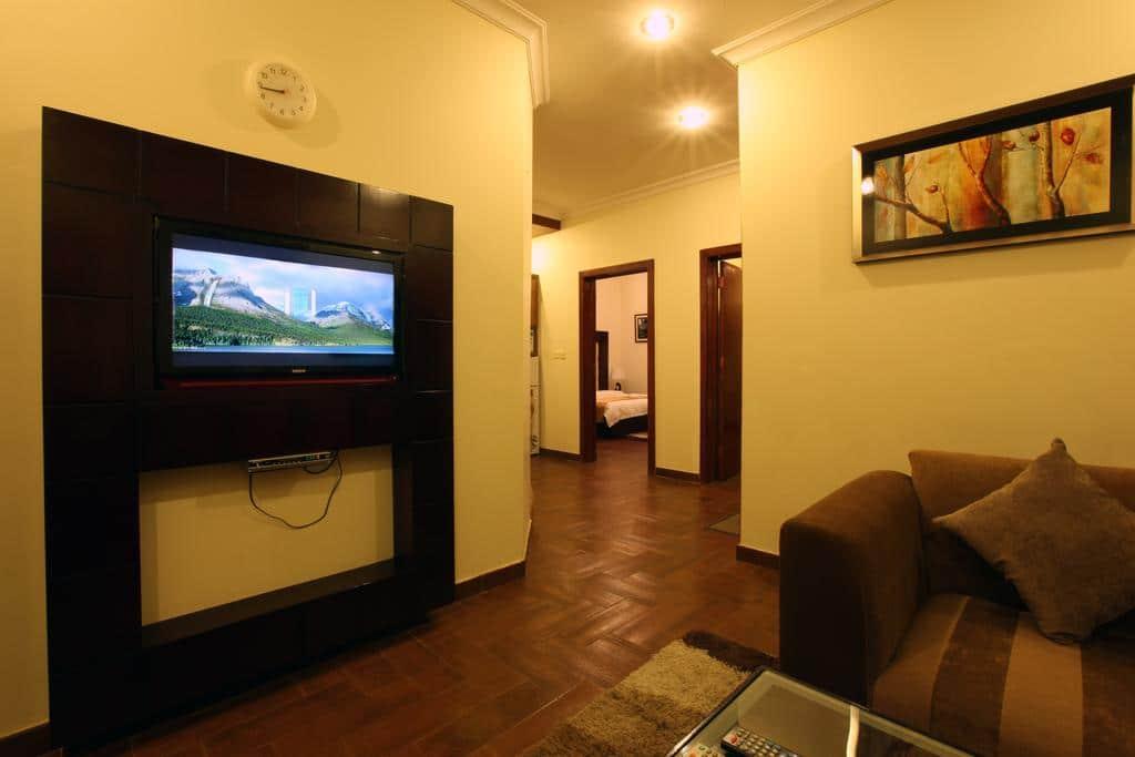 فندق قريب من مدينة الملك فهد الطبية