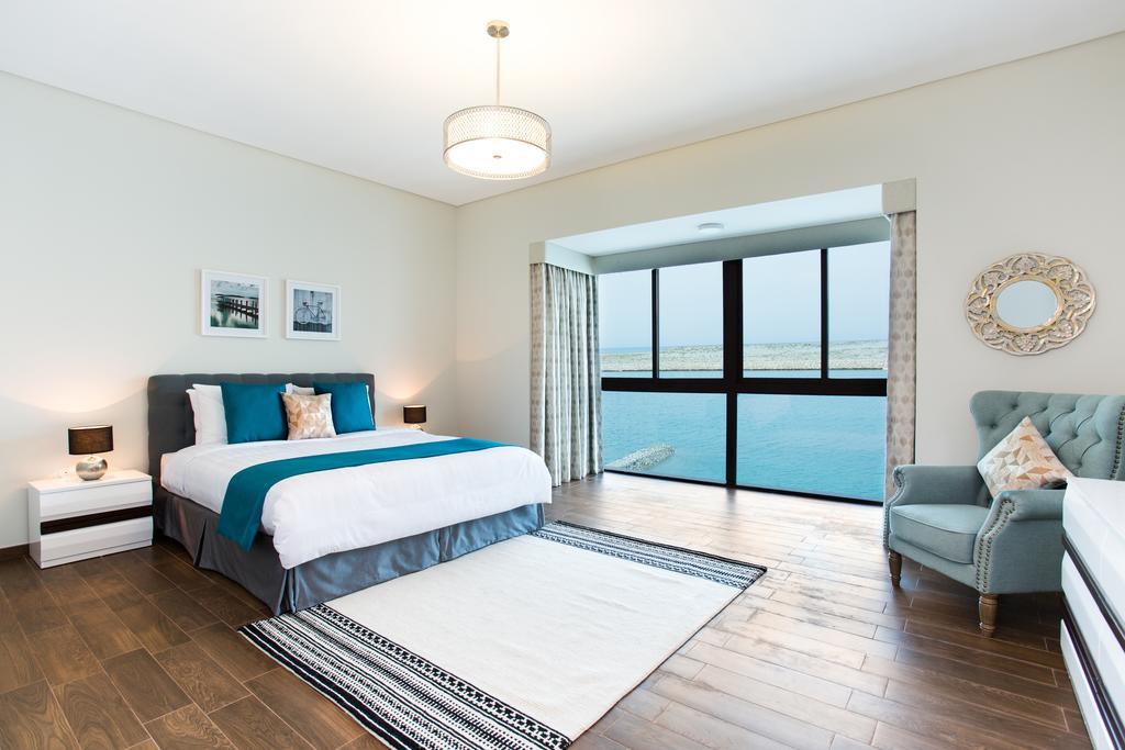 فندق في جزيرة امواج البحرين