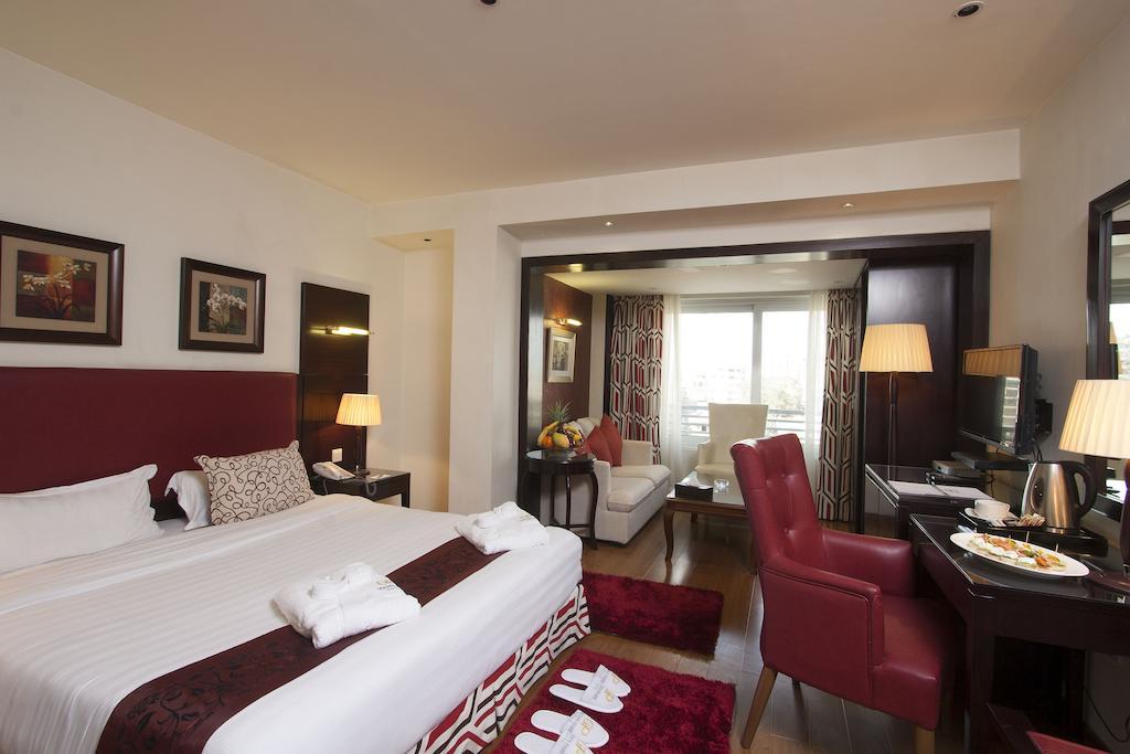 فنادق قريبة من مطار القاهرة