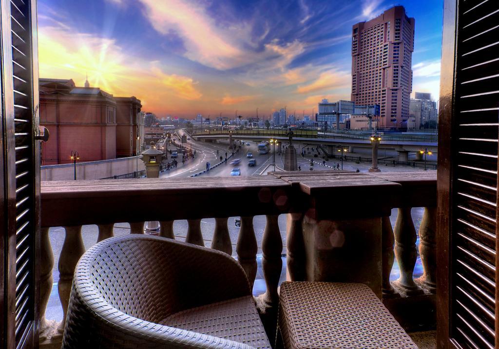 فنادق وسط البلد بالقاهرة رخيصة