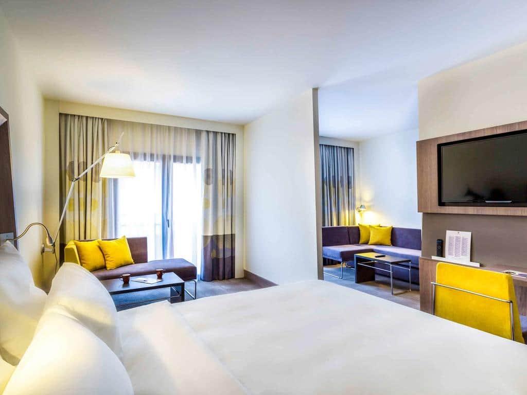 الفنادق المطلة على البسفور