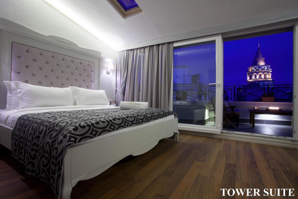 شقق فندقية في اسطنبول تقسيم