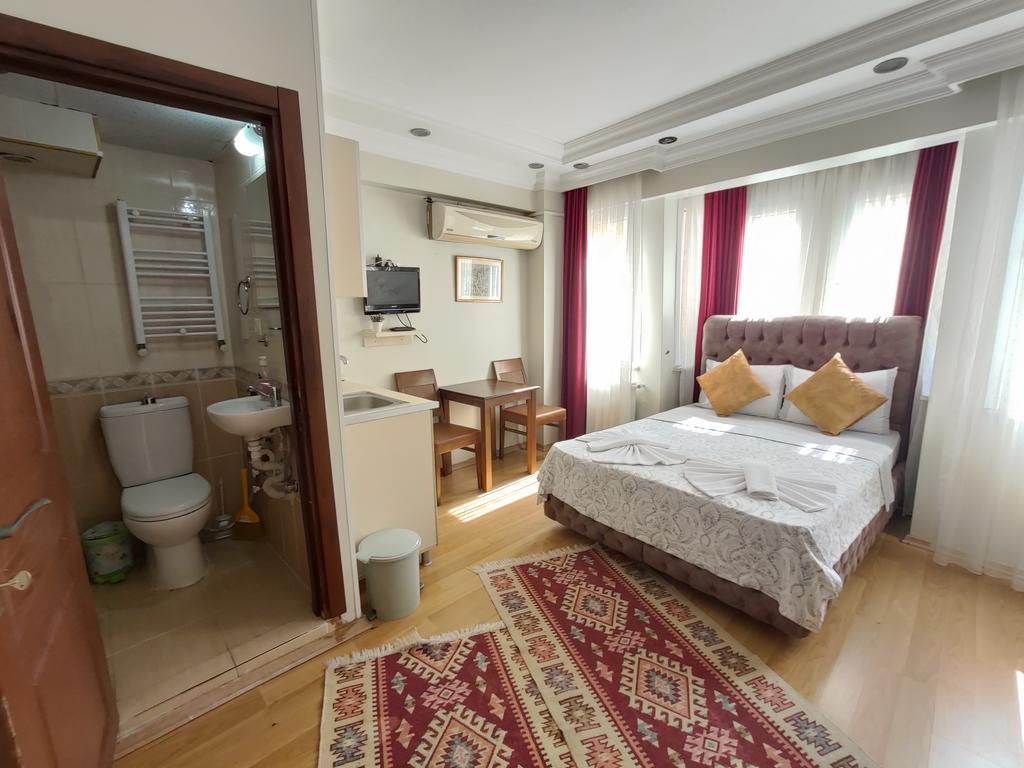 شقق فندقية في سلطان احمد اسطنبول