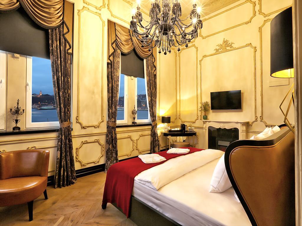 فنادق اسطنبول المطلة على البسفور