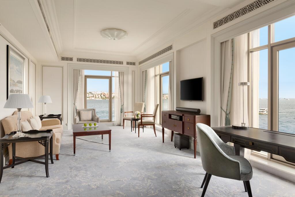 فنادق اسطنبول مطله على مضيق البسفور