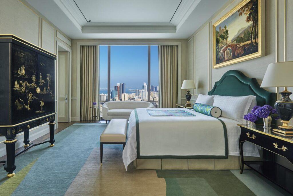 الفنادق في البحرين