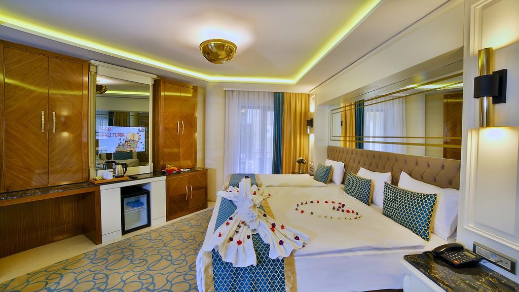 فنادق في منطقة لالالي اسطنبول