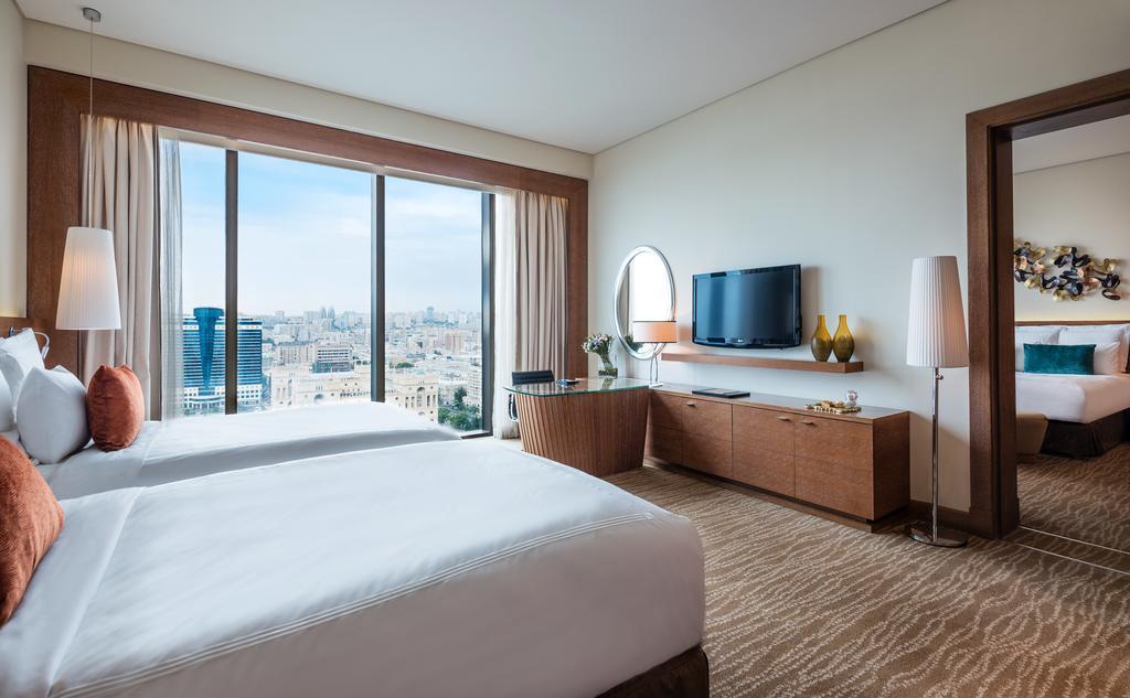 افضل الفنادق في باكو