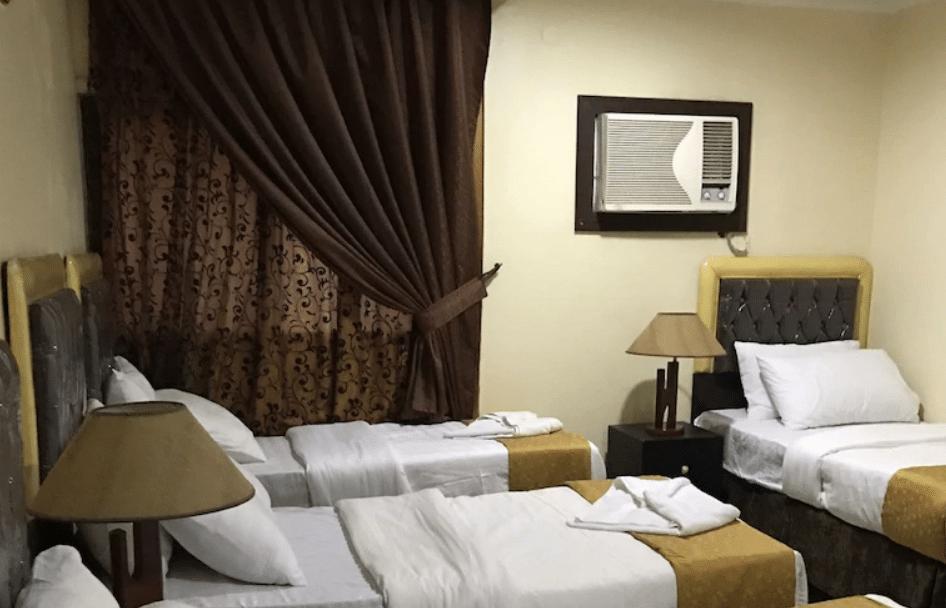 فنادق رخيصة بمكة قريبة من الحرم