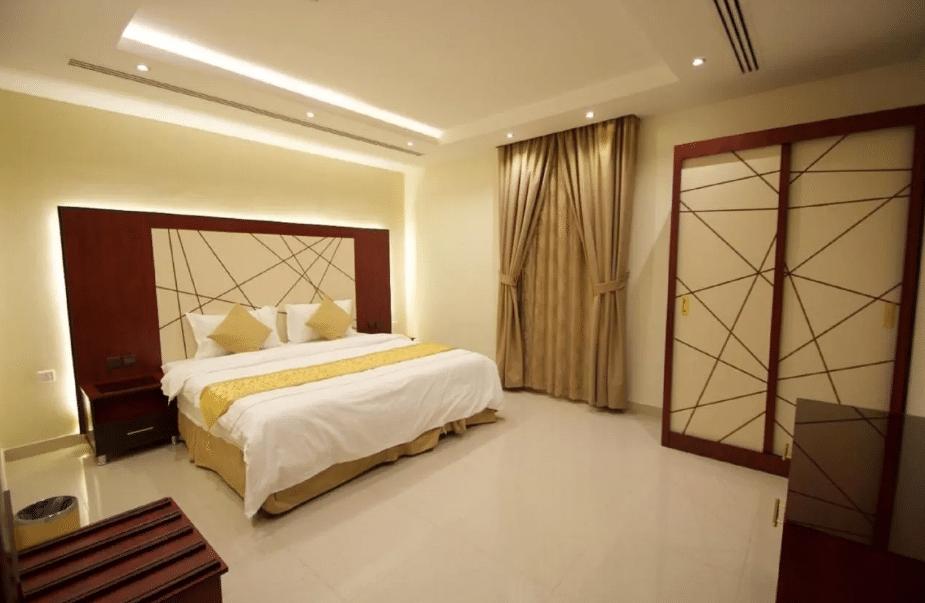 اجنحة فندقية الرياض