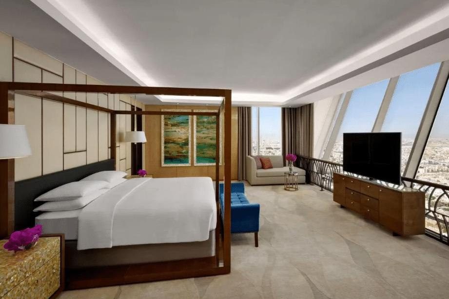 حجز فنادق الرياض