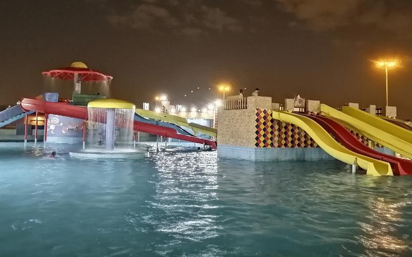 ووتر سبلاش بارك  Water Splash Park