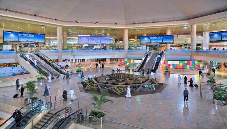 مطار الدمام الدولي