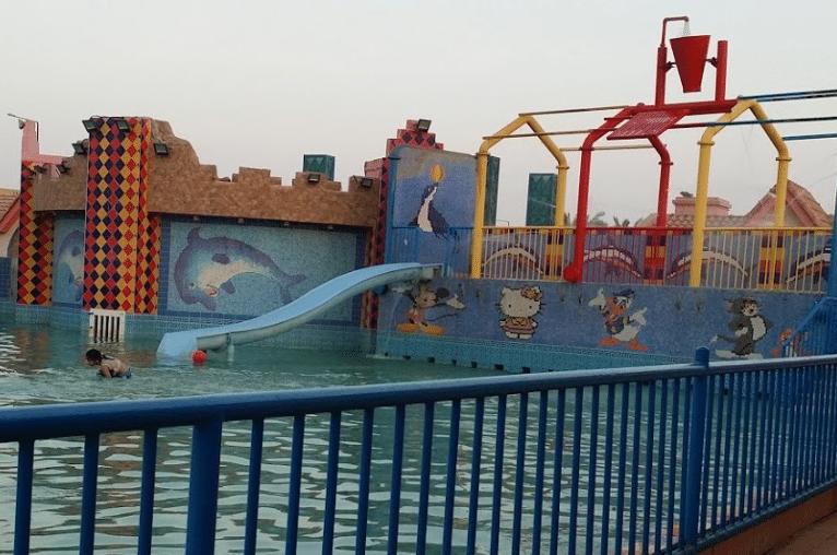 ملاهي اطفال الرياض
