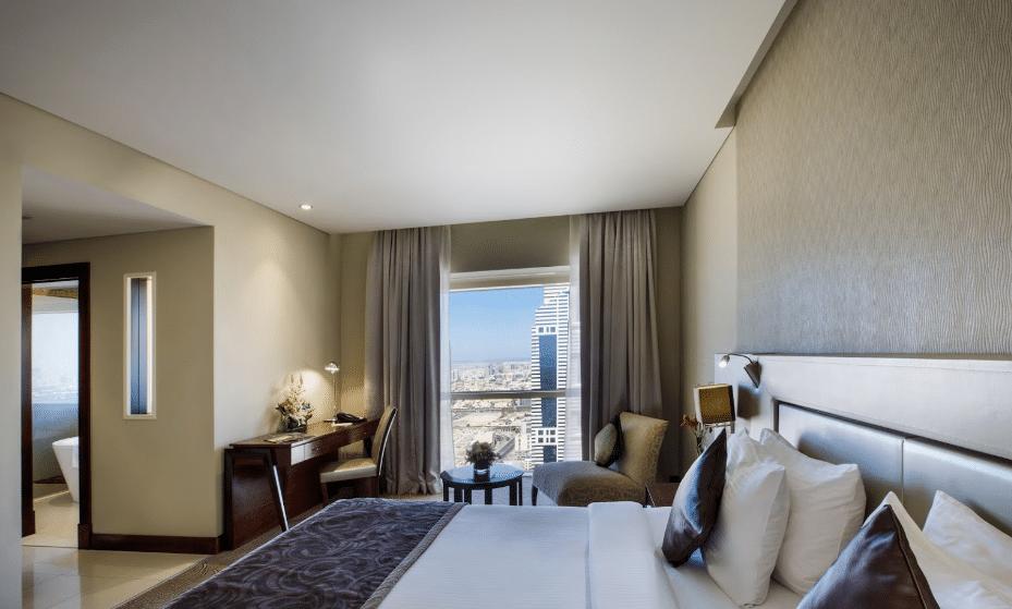 ارقى فنادق دبي
