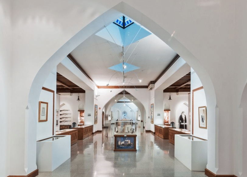 اشهر متاحف في مسقط
