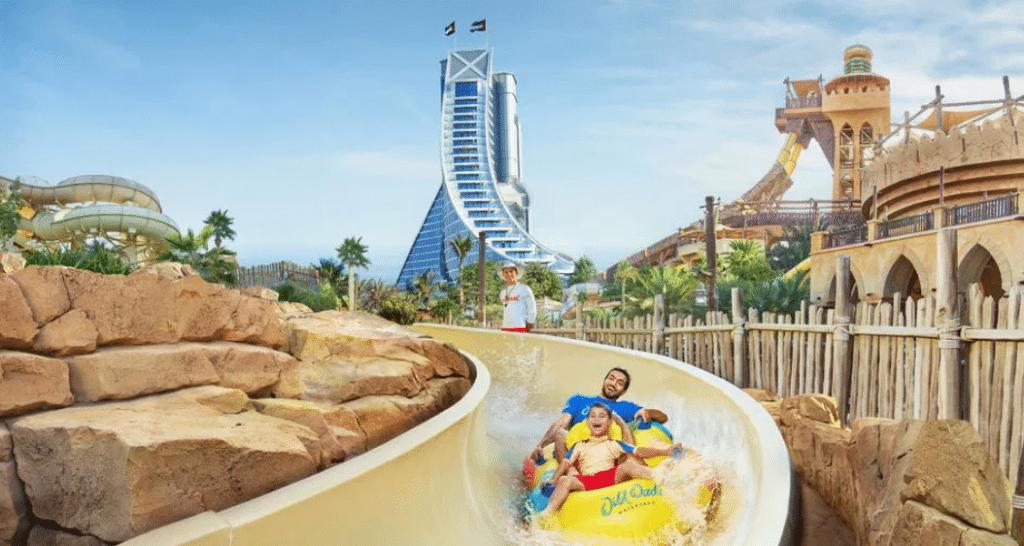القرية المائية دبي